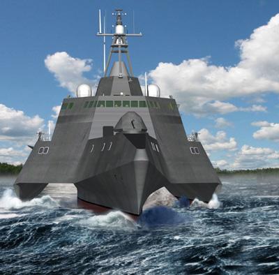 Millitary Ship