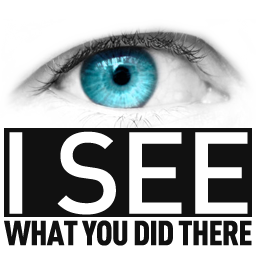 i-see-what-you-did-there-logo3