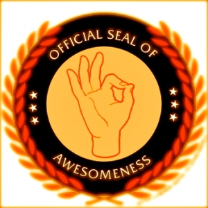 Awesomeness-seal