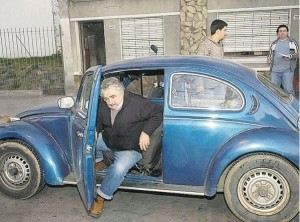 uruguay-president-drives-vw-beetle